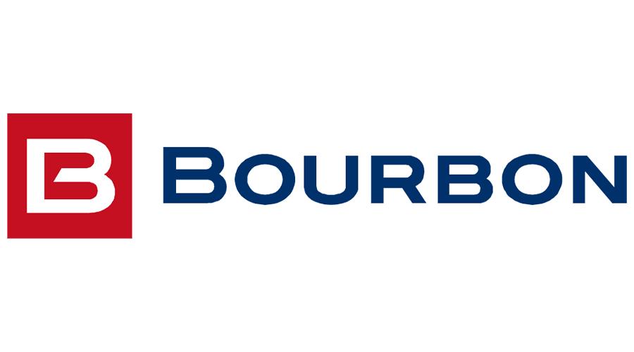 Bourbon vector logo