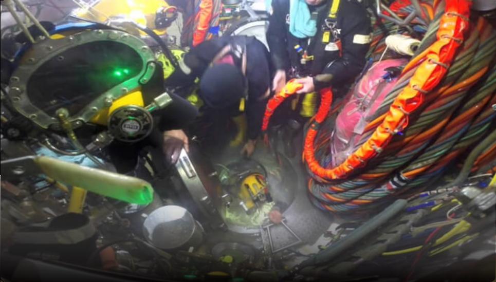 Diving, ROV & Survey