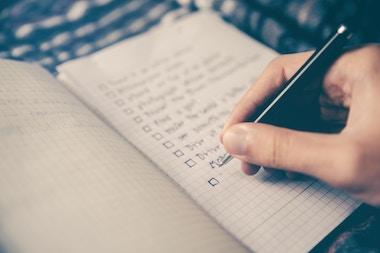 Checklist small